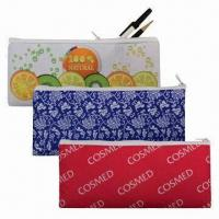 Quality Colorful Felt Pencil Bags by Sublimation for sale