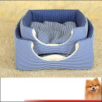 China Free shipping cheap dog beds for sale canvas sponge dog beds for sale china factory on sale