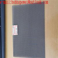 Buy cheap titanium woven wire mesh screen/titanium dental mesh/lab used white ti wire mesh from wholesalers