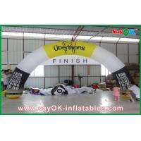 Quality Inflatable Entrance Arch , Inflatable Finish Line Arch For Exhibition / Events / Advertising for sale