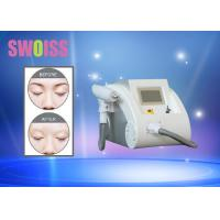 Quality Q Switch ND Yag Laser Machine With Two Treatment Heads For Skin Rejuvenation for sale