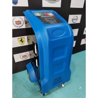 Quality Flushing 5.4m³/H 750W Car Refrigerant Recovery Machine for sale