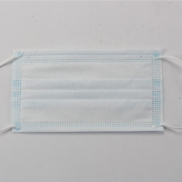 Quality CE FDA Disposable Antidust 3 Ply Earloop Mask for sale