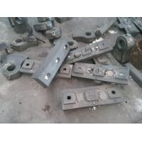 Quality Pearlitic Chrome Molybdenum Alloy Steel Castings Impact Value AK 60J for sale