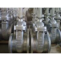 Buy cheap Bolted Bonnet API ASTM A216 WCB Rising Stem Flanged Gate Valve from wholesalers
