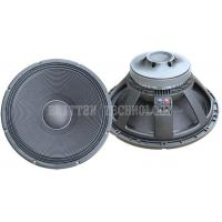 PA Speakers 18 Inch Mid Bass 500W audio speaker , paper cone / cloth surround for sale