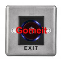Quality Infrared Stainless Steel Door Access Push Button for sale