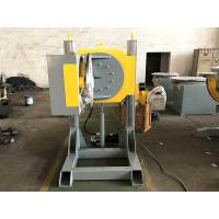 Quality 2 Tons Hydrualic Rotary Pipe Welding Turn Table for sale