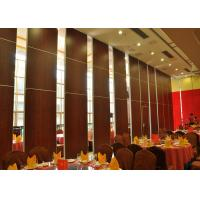 Quality Demountable Partition Acoustic Wooden Plywood Partition Wall Wooden Surface for sale