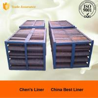 Quality Customized Mill Liners Pearlitic Cr-Mo Steel End Liners Dia 4m Hardness More than HRC33-43 for sale
