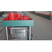 Buy Width 100 - 300mm Z Type Purlin Cold Roll Forming Machine For Exhibition Building at wholesale prices