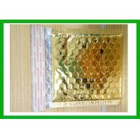 Buy cheap Customized Insulated Mailers With Bubble Padded Postal Packaging Envelope from wholesalers