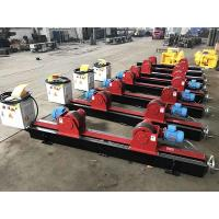 Quality CE Certificate Pipe Support Rollers Pipe Turning Rollers For Essen Exhibition for sale