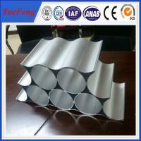 Quality OEM supply aluminum profile accessory, aluminium profile with high quality supplier for sale
