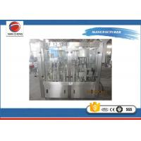 Quality Commercial PET Bottle Auto Water Filling Machine 12000bph PLC Control Touch Screen for sale
