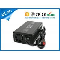 China 36V intelligent battery charger for electric bike lifepo4 power charger on sale