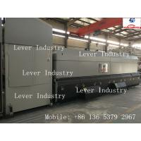 Double Curvature Glass Tempering Furnace for Automotive Backlite / rear glass
