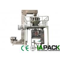 Quality Vertical Multi Head Scale Packing Machine 100 - 5000g Measuring Range for sale