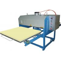 where to buy top quality pneumatic double station heat press machine large formate for sale