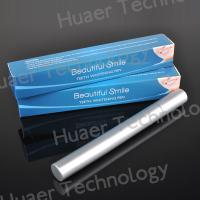 China zero peroxide teeth whitening pen with CE approved on sale