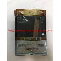 Quality Large Capacity Cigar Humidor Bags , SGS Passed Cigar Pouch Bag For Moisture for sale
