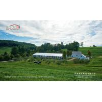 500 people luxury transparent marquee tent for the event center in Nigeria for sale