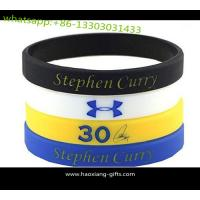 Buy cheap Cheap wholesale custom free silicone wristband / custom personalized silicone bracelet from wholesalers