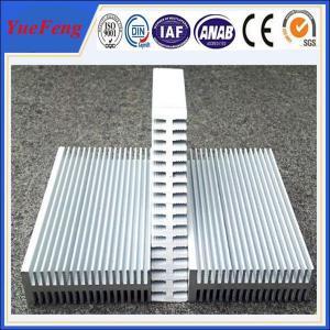 Quality Aluminium price per kg, aluminium profile system used on aluminum heat sink enclosure for sale