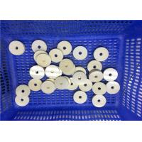 Buy cheap High Temperature Resistant Zirconia Ceramic Parts , Ceramic Thermal Insulation from wholesalers