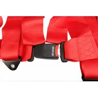 Quality Easy Using Anti - Fade Vehicle Seat Belts, Shoulder Harness Seat Belt Extension for sale