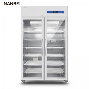 Quality 1015L 2-8 Degree Ultra Low Temperature Freezer Medical Fridge With CE/RoHS for sale