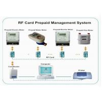Quality RF Card Reader / Writer Prepaid Metering System Waterproof For Outdoor for sale