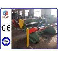 Quality Customized Cloth Finishing Machines , Fabric Processing Machinery One Year Warranty for sale