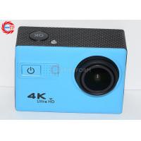 Adjustable Wide Angle 4K Sports Action Camera 1080P 60fps Waterproof Sports DV