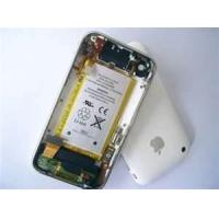 Quality iPhone 3GS Back Cover Housing With Small replacement Parts Assembly OEM  for sale