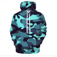 Hot sale custom polyester fleece pullover casual wholesale hoodies hunting camouflage clothing