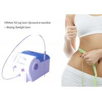 Quality Nd Yag 1064nm Laser Liposuction System Body Slimming Portable Style for sale