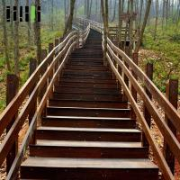 Quality Wholesale China Out Park Deck Bamboo Flooring Handrail for sale