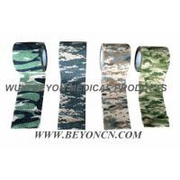 Quality Camo Cohesive Bandage Residue Free, Reusalbe, Washable for Camping and Hunting for sale