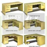 Quality Metal Office Rectangular Tables (Panel Legs) for sale