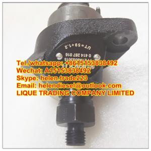 Buy 100% original BOSCH unit pump 0414287016 , 0 414 287 016 Deutz Engine HATZ at wholesale prices