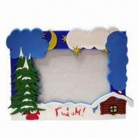Quality PVC Photo Frame for Promotions, Durable, Customized Designs, Sizes and Colors, 2D or 3D are Welcome for sale