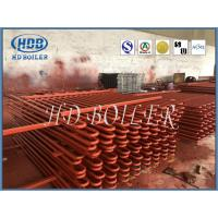 Quality Coils Boiler Superheater And Reheater Claps Ovality Thickness Both Less Than 15% for sale