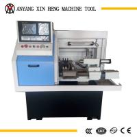 Quality High performance CK0660 cnc mini lathe machine with spindle bore 89mm for sale