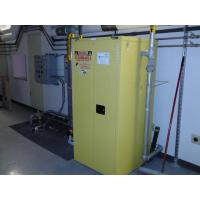 Buy Temperature Control Flammable Safety Storage Cabinet With Filter System at wholesale prices