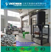Buy High quality plastic pellet making machine / plastic recycling machine price / plastic manufacturing machine at wholesale prices