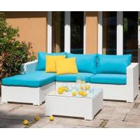 Outdoor Garden sofa sets patio All weather Poly Rattan wicker Furniture for sale