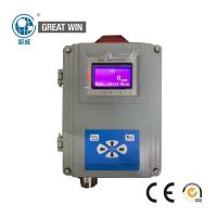 China Fixed Hydrogen Sulfide Gas Meter Continuous Operation 3000 Alarm Records on sale