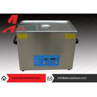 Buy cheap Stainless Steel Digital Ultrasonic Cleaners TSX-600ST for Metal Parts from wholesalers