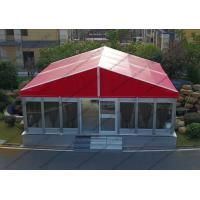 Glasswalls Wedding Event Marquees Tents With Luxury Decorations for sale